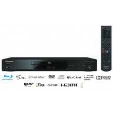 Pioneer BDP-100 Blu-Ray ,USB ,  DVD, CD ir  SACD grotuvas
