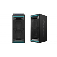 Pioneer XW-SX50 Club5 Bluetooth garso sistema galingumas 120W #Nemokamas pristatymas