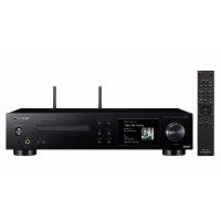 PIONEER NC-50DA stiprintuvas tinklo grotuvas su CD, interneto radijas, Apple AirPlay Certified, Spotify®, TIDAL, and Deezer Music Streaming Services