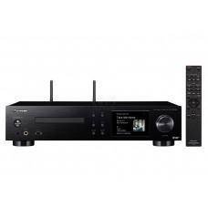 PIONEER NC-50DA   stiprintuvas tinklo grotuvas su CD , interneto radijas , Apple AirPlay Certified , Spotify®, TIDAL, and Deezer Music Streaming Services