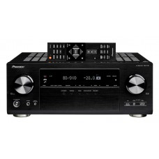 Pioneer VSX-1131 Namų kino resiveris  7.2,   7x160 Watt ,Dolby Atmos, dts:X, 4K Ultra HD, video scaler, 7 HDMI ports, HDCP 2.2, hi-res audio playback, dual band WiFi & Bluetooth.