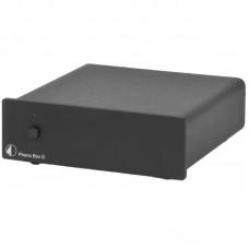 Pro-Ject Phono Box S2 pradinis patefono stiprintuvas