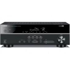 Namų kino resyveris Yamaha RX-V381 5.1 kanalai 150W  USB,  Bluetooth , 3D palaikimnas , DHCP 2,2 , HDR video , mikrafonas kambario suderinimui .