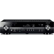 Yamaha  MusicCast RX-AS710D  7.2  7x130W interneto radijas ,Spotyfi ,WiFi ,Bluetooth® , Airplay , antrą zona , technologija  4 K  ULTRA HD televizoriams vaizdo pagerinimui.