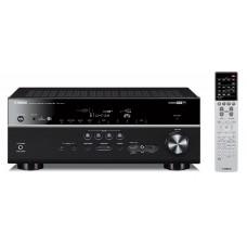 Namų kino resyveris 7.2 kanalai 150W Yamaha RX-V677