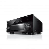 Yamaha MusicCast RX-A3080  9.2galingumas  9x230W interneto radija, Spotyfi, WiFi, Bluetooth®,  Airplay , 4 garso zonos, technologija  4 K  ULTRA HD