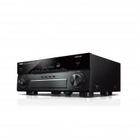 Namų kino resyveris Yamaha  MusicCast RX-A880 AVANTAGE  7.2  galingumas 7x160W  interneto radija, Spotyfi, WiFi, Bluetooth®, Airplay, 2 garso zonos, technologija  4 K  ULTRA HD televizoriams vaizdo pagerinimui.