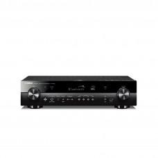 Ypač plonas ir kompaktiškas namų kino resyveris Yamaha RX-S602 MusicCast 5.1 kanalai 160W, USB,  Bluetooth, 3D palaikimas, DHCP 2,2