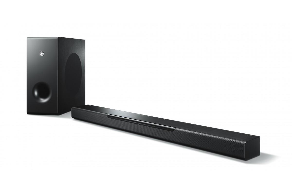 yamaha musiccast bar 400 bluetooth hdmi wifi spotify. Black Bedroom Furniture Sets. Home Design Ideas