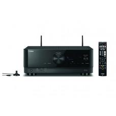 Yamaha RX-V4A  namų kino stiprintuvas 8k, 4K/120hz, Wi-Fi, Bluetooth®, AirPlay 2, Spotify Connect and MusicCast multi-room audio