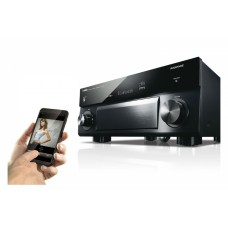Yamaha MusicCast RX-A1070  7.2  7x210W interneto radija ,Spotyfi ,WiFi ,Bluetooth® , Airplay , 2 garso zona , technologija  4 K  ULTRA HD