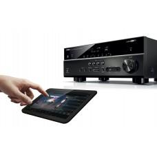 Namų kino resyveris Yamaha RX-V583 7.2  150W interneto radija ,Spotyfi ,WiFi ,Bluetooth® , dts X , Dolbi Atmos , Pirkite lizingu , pristatymas į namus  dykai .
