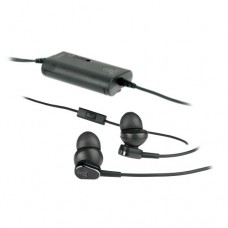 Ausinės Audio Technica ATH-ANC33iS  QuietPoint® Active Noise-Cancelling In-Ear , triukšmų mažinimo funkcija.