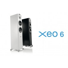 Aktyvios, bevielės, garso kolonėlės, 300W, Dynaudio Xeo 6, kaina už 2 vnt.