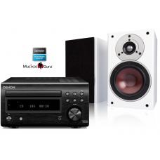 Stereo komplektas Denon RCD-M41 + Dali Zensor 1