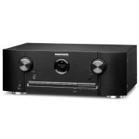 Marantz SR5015 resiveris  tinklinis namų kino stiprintuvas 8K Bluetooth ir WiFi,Multiroom Heos, USB, DTS-X, galingumas 7x180W