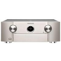 Marantz SR7015 resiveris  tinklinis namų kino stiprintuvas 8K, Bluetooth ir WiFi, Multiroom Heos,USB  ,DTS-X , galingumas 9X200W