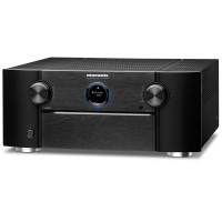Marantz SR8015 resiveris  tinklinis namų kino stiprintuvas 8K, Bluetooth ir WiFi, Multiroom Heos,USB, DTS-X, galingumas 13 x 180W