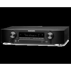 Marantz NR-1609 resiveris 7.2 namų kino stiprintuvas, Heos, USB, Bluetooth, Wi-Fi, DTS-X.
