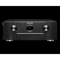 Marantz SR-6013 resiveris  tinklinis namų kino stiprintuvas su Bluetooth ir WiFi, USB,  DTS-X, galingumas 9 x 185W .