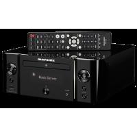 Marantz MCR-611 stiprintuvas media tinklinis grotuvas su CD, Wifi, Bluetooth, USB, Airplay, Spotify Connect ir daug kitų funkcijų.