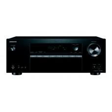 ONKYO TX-SR373   5.1  namų kino stiprintuvas  5x135W  ,  4k Ultra HD ,  USB . Bluetooth