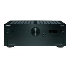 Onkyo A-9070 integruotas stereo stiprintuvas WRAT technologija ,  Wolfson® 192 kHz/24-Bit DAC (WM8742x2) DAC-keitiklis