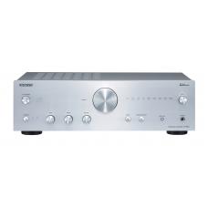 Onkyo A-9150 integruotas stereo stiprintuvas WRAT technologija , AKM's premium 768 kHz/32-bit DAC (AK4452) DAC