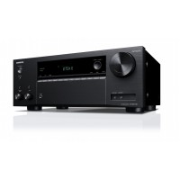 ONKYO TX-NR575E 5.2.2-Channel Dolby Atmos and DTS:X  namų kino stiprintuvas , Dolby Atmos® , Ultra HD , DTS:X , USB ,  WiFi , AirPlay , Bluetooth , tinklo grotuvas