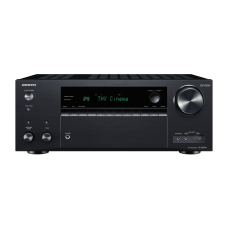 ONKYO TX-NR696 7.2 namų kino stiprintuvas  7x175W  Dolby Atmos® , Ultra HD, DTS:X, USB,  WiFi, AirPlay, Bluetooth, tinklo grotuvas