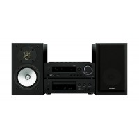 Onkyo CS-N1075 mini garso sistema su kolonėlėm , usb , bluetooth, interneto radijas