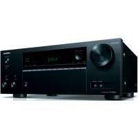 ONKYO TX-NR555 7.2 namų kino stiprintuvas  7x140W  Dolby Atmos® , Ultra HD , DTS:X , USB ,  WiFi , AirPlay , Bluetooth , tinklo grotuvas