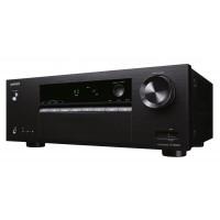 ONKYO TX-SR252   5.1  namų kino stiprintuvas  5x100W  ,  4k Ultra HD ,  USB .